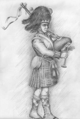 Accomplished Piper & Composer of Pipe Band Music
